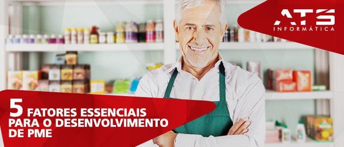 Conheça 5 fatores essenciais para o desenvolvimento de empresas PME