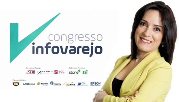 Inácia Soares te convida para o Congresso InfoVarejo!