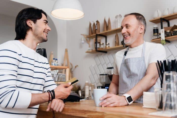 Por que o cliente satisfeito não volta em sua loja?