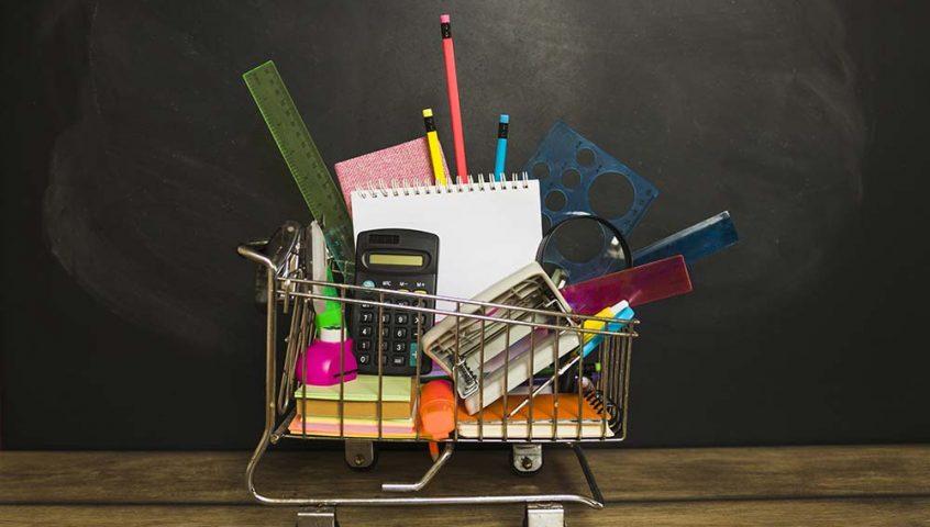 Volta às aulas: 8 dicas para preparar sua papelaria