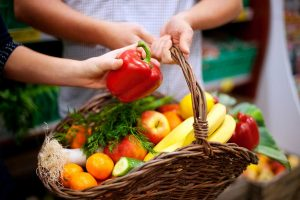 como montar hortifruti