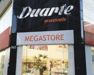 Com 50 anos de mercado, Duarte Enxovais integra suas filiais com ATS